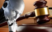 Image That Represents The Legal Rights of Robots and Laws
